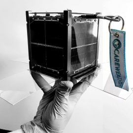 CareWeather Hatchling Veery 1U Cubesat