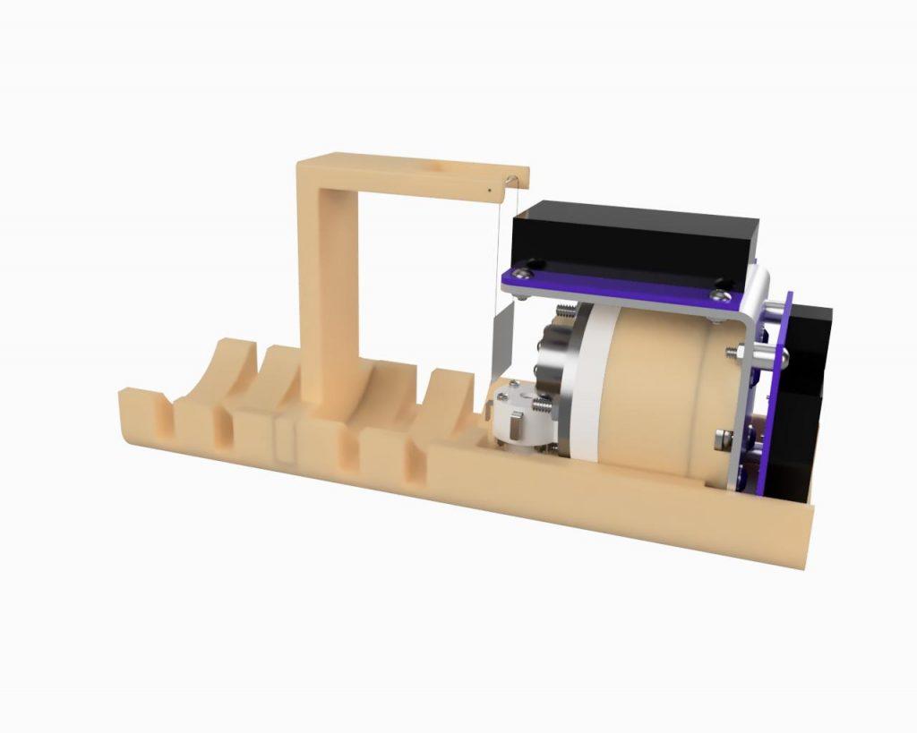 Multi-Use Test Stand - Micro Pendulum