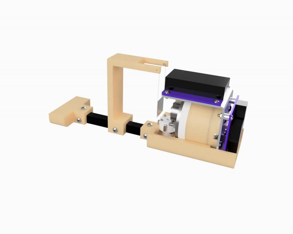 Multi-Use Test Stand - Micro Pendulum V2