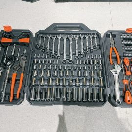 New Tool Set