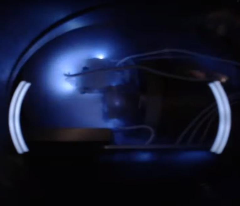 AIS-EHT1 Micro End Hall Thruster - Ignition Test 1 - Arcing Failure 3