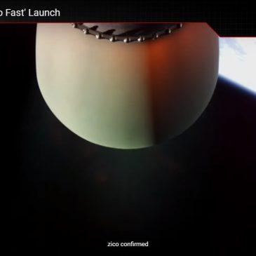 We Did it Everyone – AIS is Finally Orbital!